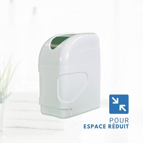 Adoucisseur d'eau Mini Compact 10 litres de résine