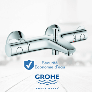 Mitigeur thermostatique bain-douche GROHTHERM GROHE