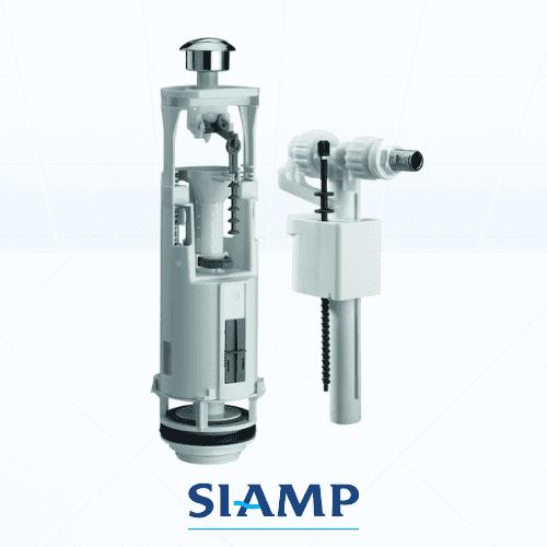 Mécanisme de chasse d'eau Siamp