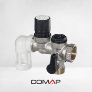 Groupe de sécurité coudé de la marque Comap