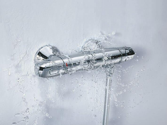 Vente et insatllation de robinetterie pour la douche